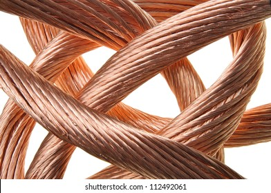 Red copper wire industry development
