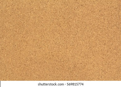 Red cork board