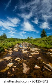 Red Creek at Dolly Sods Wilderness Area