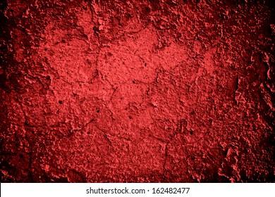 Red dark grunge wallpaper texture