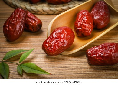 Leisure Food Red Dates Stock Photo (Edit Now) 1100143550