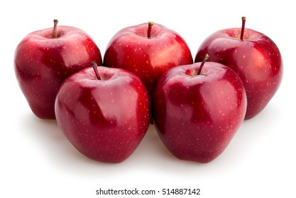 Five Apples Images, Stock Photos & Vectors | Shutterstock