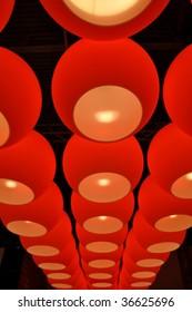 red design lights