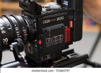 RED Digital Cinema Epic-W Camera