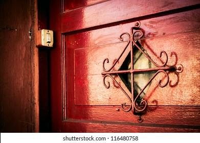 image shutterstock com/image-photo/red-door-old-ne