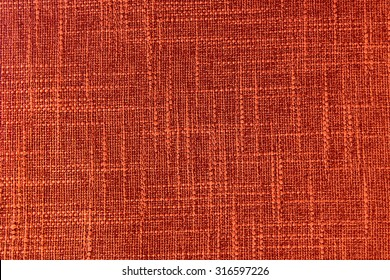 a red fabric texture for background