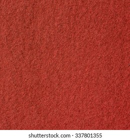 A red felt texture which may be used as background.