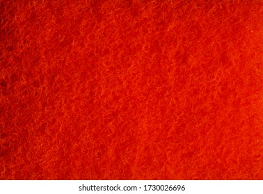 red fiber fabric texture for background and your text