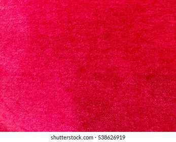 Red Flannel texture background