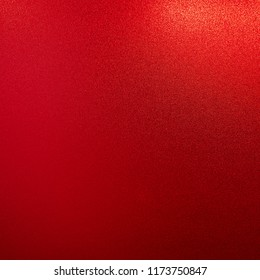 Red foil texture shimmer background, Christmas background