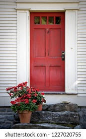 Red Front Door Middlebury VT