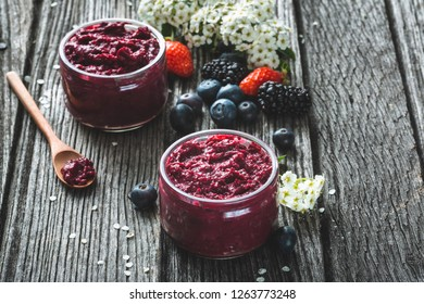 Red Fruits Curd or Red Fruit Jam