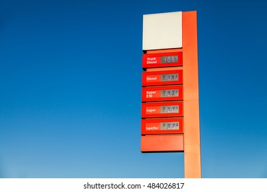 Gas Price Sign Stock Photos, Images & Photography | Shutterstock