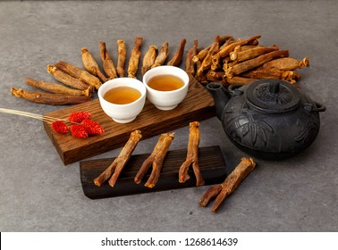 red ginseng image