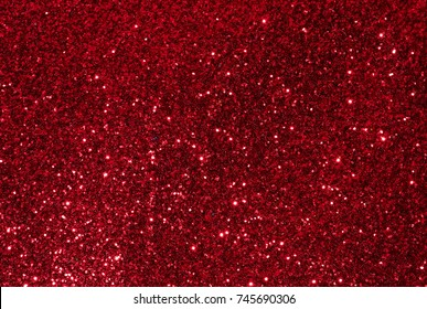 red glitter texture christmas abstract background