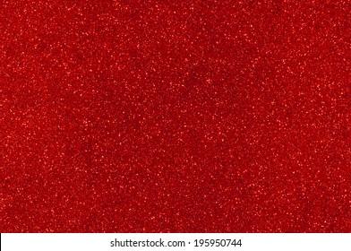 red glitter texture valentine's day background