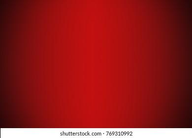 Red gradient background.