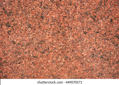 Red granite slab closeup may be used as background zoom in detail 2