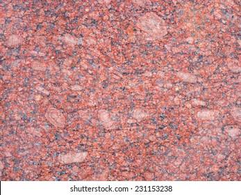 Red Granite Texture Background