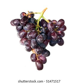 red grape food object