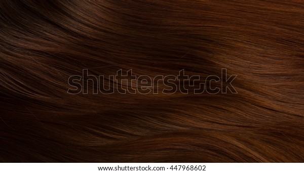 Red hair long. Textures, background