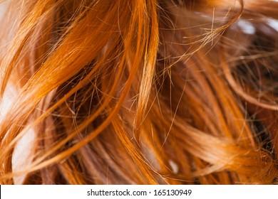 red hair macro.