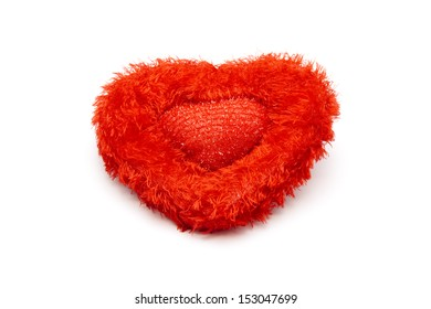 Red heart for Valentines day