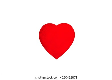 Small Red Heart Images, Stock Photos & Vectors | Shutterstock
