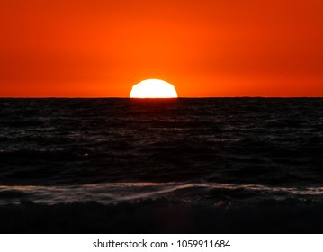 Red Hot Sunset