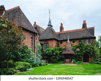 Red House by  Philip Webb and William Morris, Bexleyheath, UK