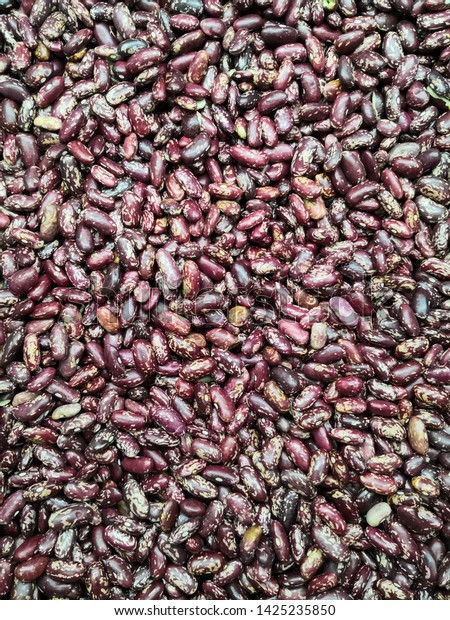 Red Kidney Beans Called Red Pinto Stock Photo Edit Now 1425235850