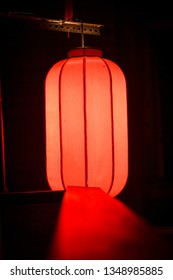 Red lantern are hanging at the parks,windows,buildings and other famous scenic spots in China New Year.