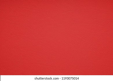 red leather texture background, faux leather pattern