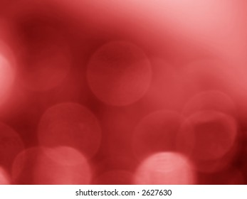 Red light circles uneven background (six colors collection)
