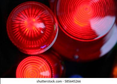Red Light, emergency lights, Police lights, Siren