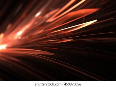 red light streaks background wallpaper