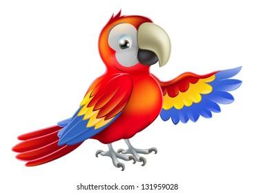 clipart parrot images stock photos vectors shutterstock rh shutterstock com parrot clipart flying parrot clip art images