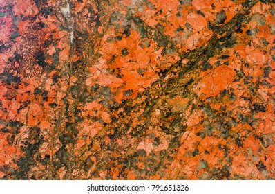Red marble stone pattern wall texture background