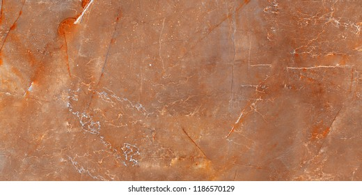 Red marble texture in natural pattern with high resolution for background and design art work. Red stone floor. Rustic red marble