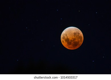 Red Moon Eclipse