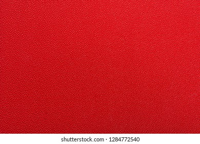 red paint leather background and texture