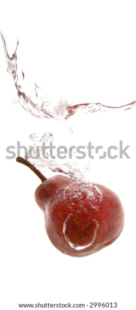 red pear diving
