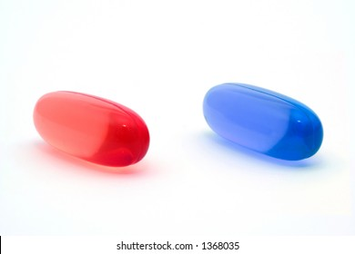 Red pill or the Blue pill? Isolated Macro