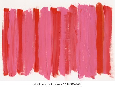 Red pink acrylic background