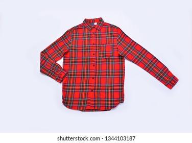 472b6ea2ef7 Plaid Shirt Images, Stock Photos & Vectors   Shutterstock
