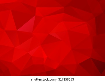 red polygon , red abstract ,red background,red pattern.