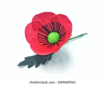 The thai veterans day images stock photos vectors shutterstock red poppy flower for thai veterans day encouraging soldiers and military isolated in white mightylinksfo