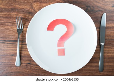 Question Mark Food Images Stock Photos Vectors Shutterstock