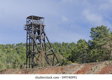 Red river mines