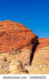 Red Rock Canyon, Las Vegas, Nevada, USA,